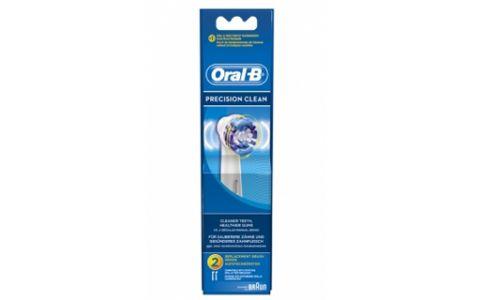 ORALB Náhradné hlavice EB 20-2  Precision clean