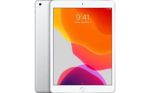 Apple iPad 10.2 (2019) Wi-Fi Cell 32GB Silver EU MW6C2