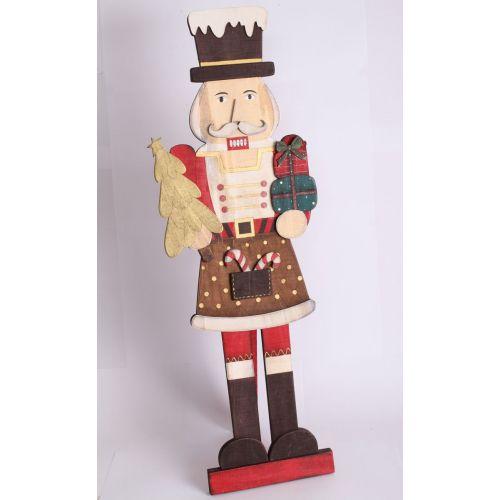 Drevený vojak 65cm