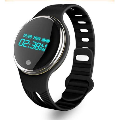 Smart Wristband E07 (sportové hodinky) čierné