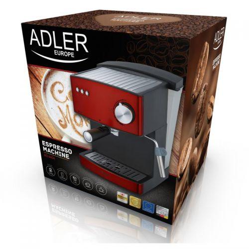 ADLER AD 4404r Pákový kávovar ESPRESSO