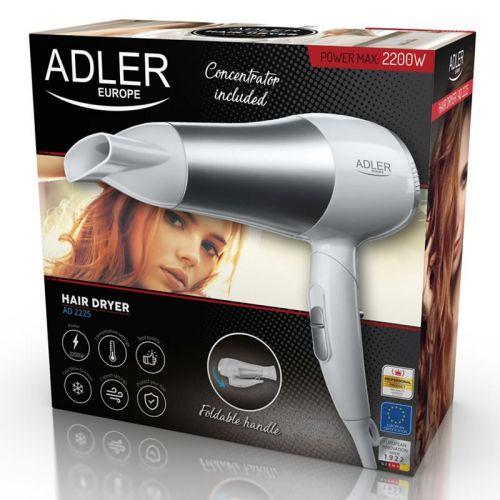 ADLER AD 2225 Fén na vlasy 2200W