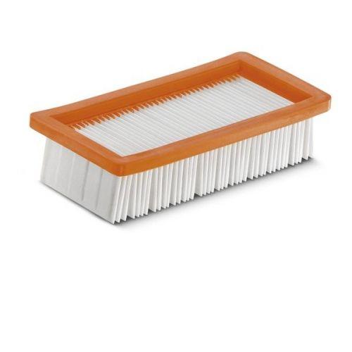 KARCHER Plochý skladaný filter pre vysávač popola