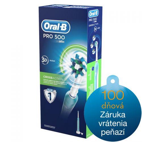 ORALB Elektrická kefka PRO 500