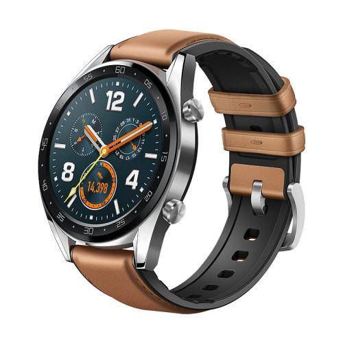 Huawei Watch GT Classic brown leather band EU