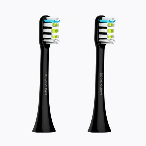 Xiaomi Soocas General Toothbrush Head (2pcs pack) Black EU