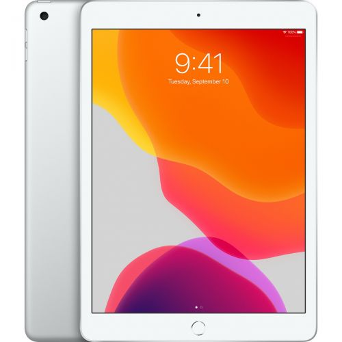 Apple iPad 10.2 (2019) Wi-Fi Cell 32GB Silver EU MW6C2